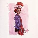 turban girl